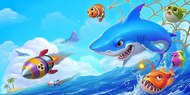 Bermain Tembak Ikan Online Uang Asli di Android